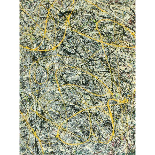 Drip art - colourful abstract art - Alpha