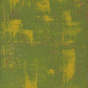 Colour corrosion - an abstract work of a summer view over the fields - Olives And Lemons
