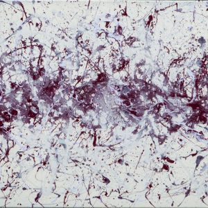 Colour corrosion - an abstract work of our galaxy - Galaxy