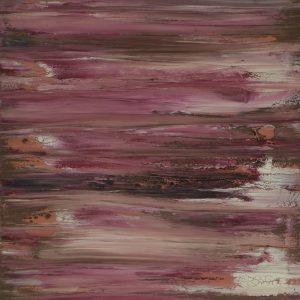 Colour corrosion - an abstract work representating Jupiters surface - Jupiter