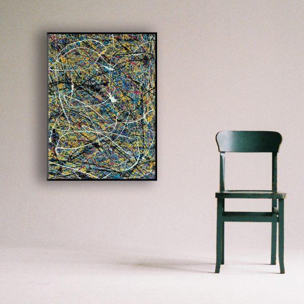 abstract expressionistische kunst