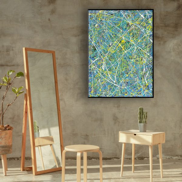 contemporary modern painter