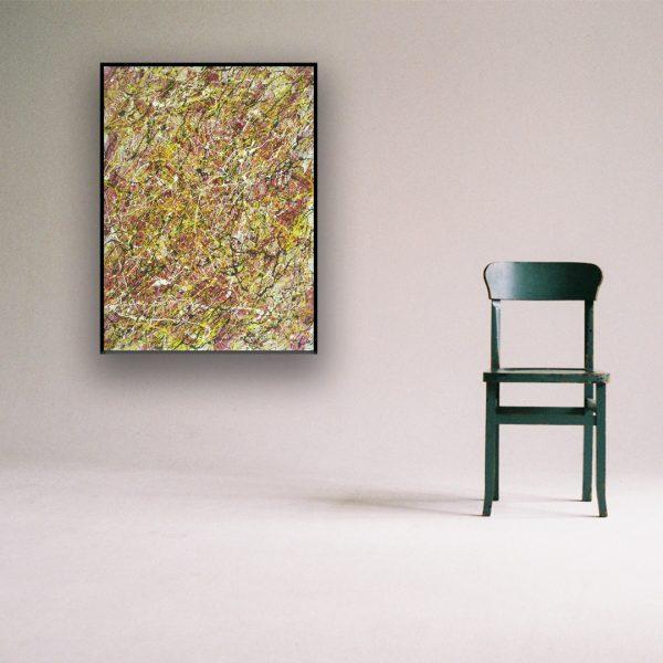 dynamic modern paintings