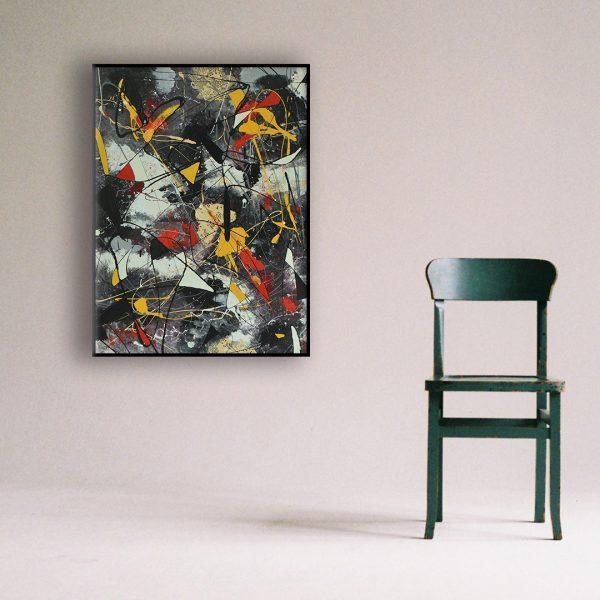 Juiste schilderij voor je interieur
