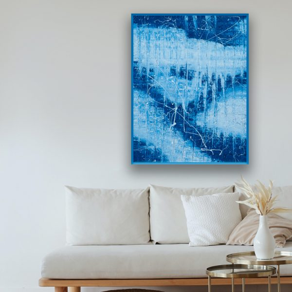colourfield schilderij modern