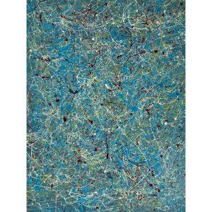 Modern schilderij kunst