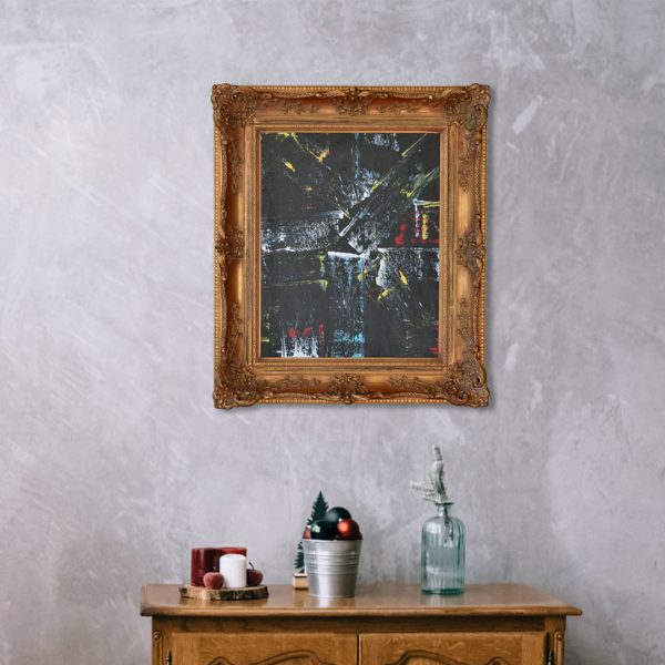 Classic modern - lots of colours in classic frame- Muon