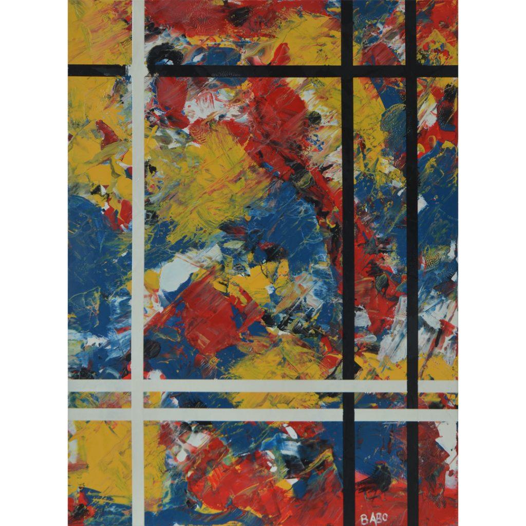 Hybrids - beste van twee werelden - Mondriaan ontmoet Richter III