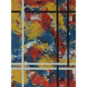 Hybrids - best of two worlds - Mondriaan meets Richter III
