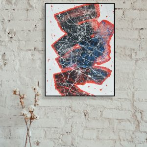 Hybrids - street art meets modern art- Tag II