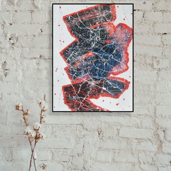 Hybrids - street art ontmoet moderne kunst - Tag II