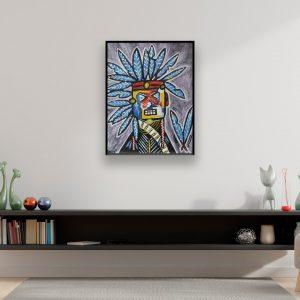Neo-expressionistische kunst
