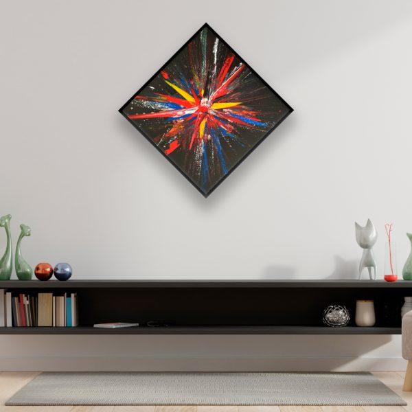 moderne kunst te koop